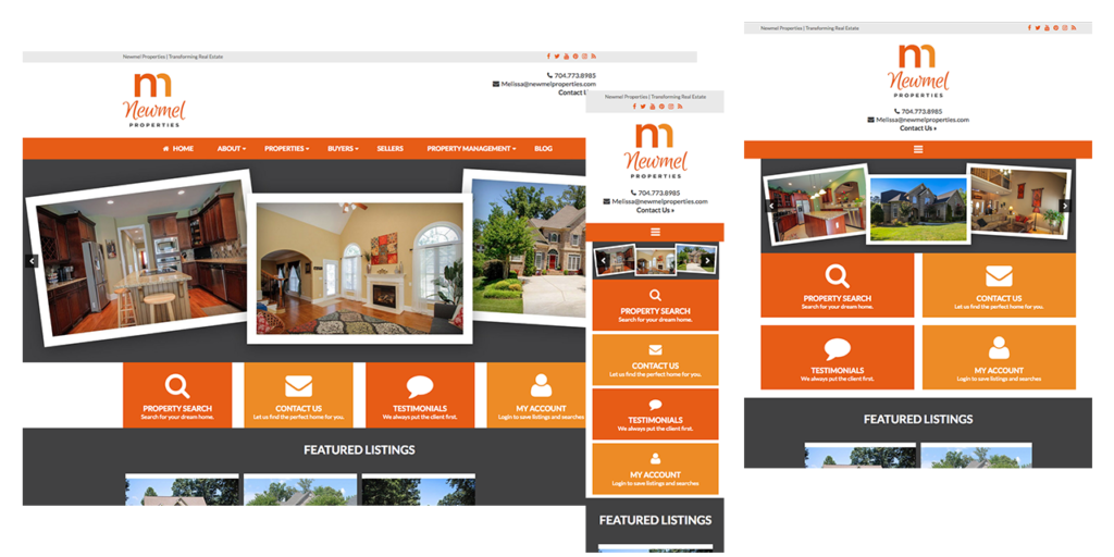Realtor Website Design
